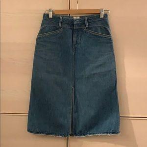 Calvin Klein Jeans Vintage midi skirt